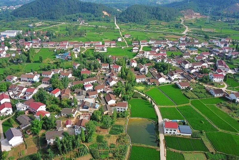 看陕西这些美丽乡村