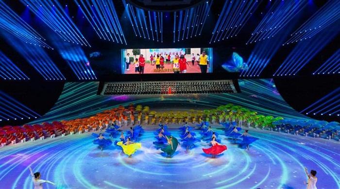 全国第十一届残运会暨第八届特奥会今晚开幕
